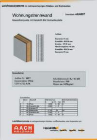 Beispieldatenblatt
