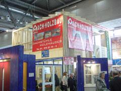 Mach-Holzbau auf der Messe Bauen & Energie